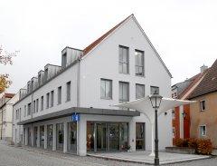 Altstadtzentrum, Wassertrüdingen