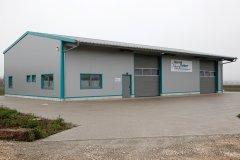 Lagerhalle Bernd Kober, Weiltingen