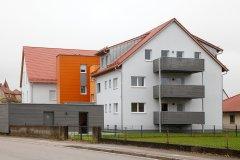 Wohnanlage –13 - Familienhaus, Wassertrüdingen