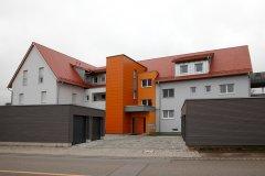 Wohnanlage –13-Familienhaus, Wassertrüdingen