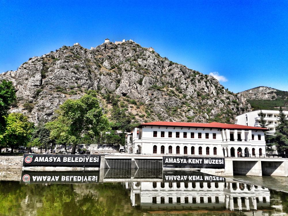Amasya, Türkei 2x 120 KW Wasserschnecken